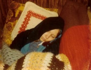 1977 - I thought I was tired then. . .